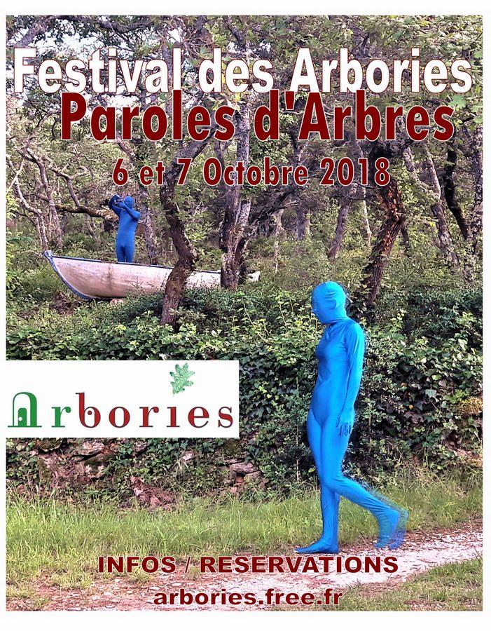 W palabres 2018 Arbories