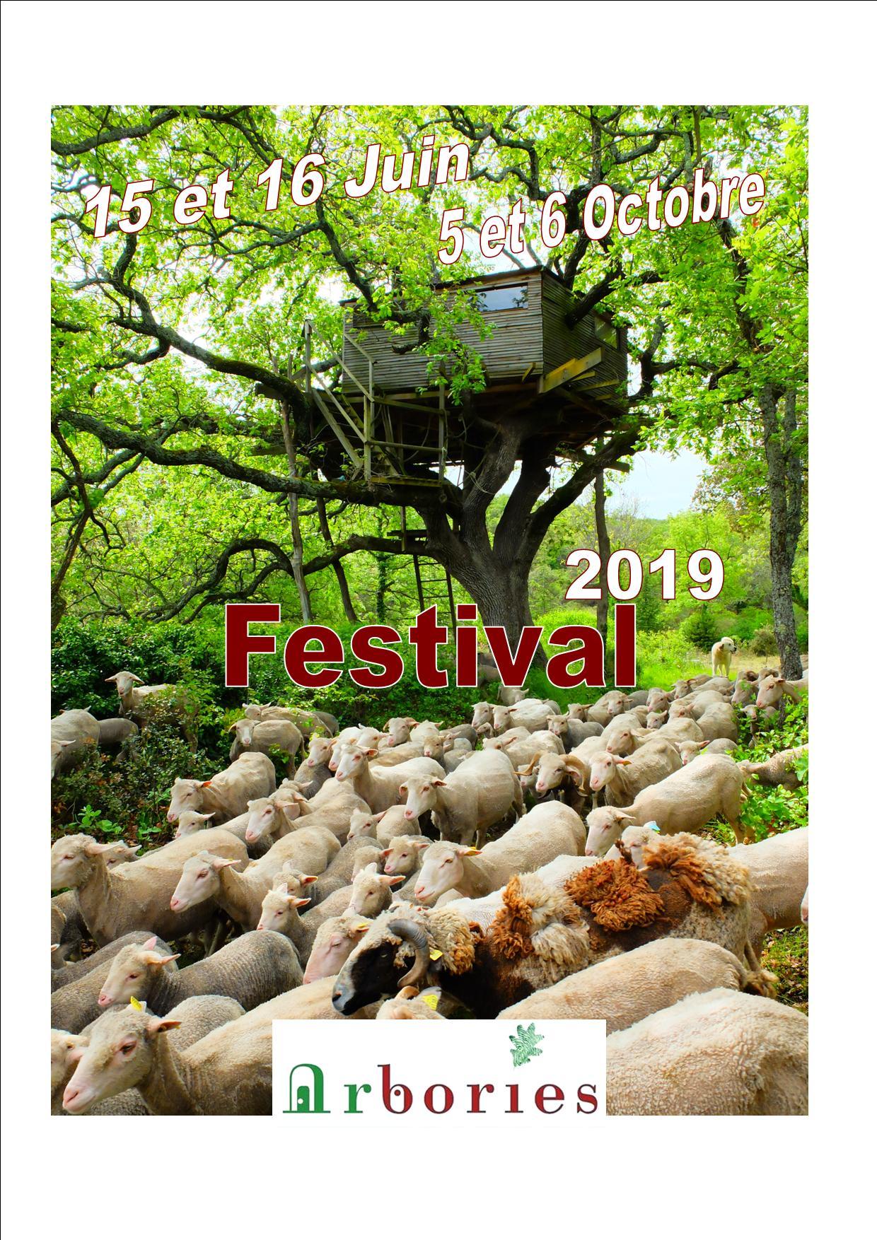 com festival arbories 2019
