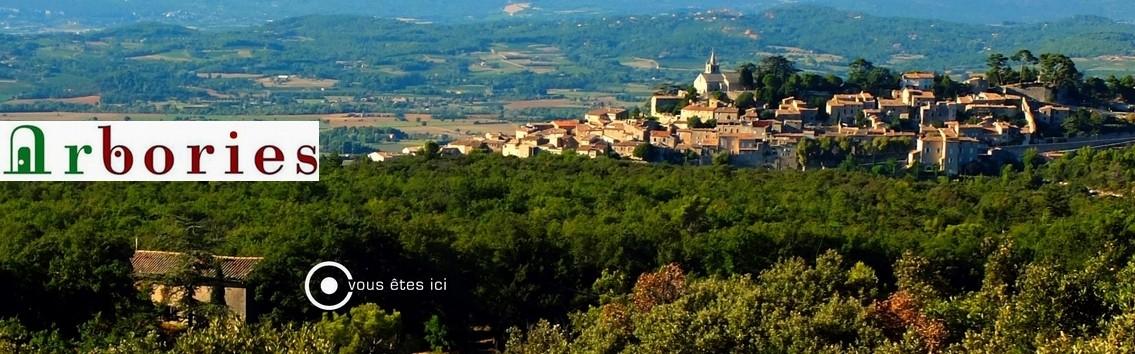 Les locations saisonnières des Arbories – Blandine et Jean François Duch – arbories@wanadoo.fr – RCS Avignon 504 103 953 000 15