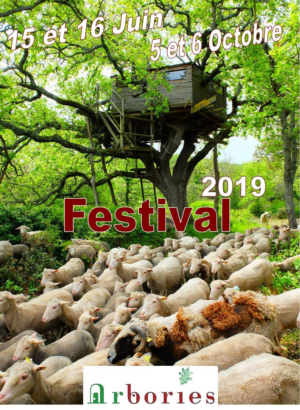 festival arbories 2019